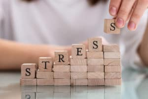 oral health and stress